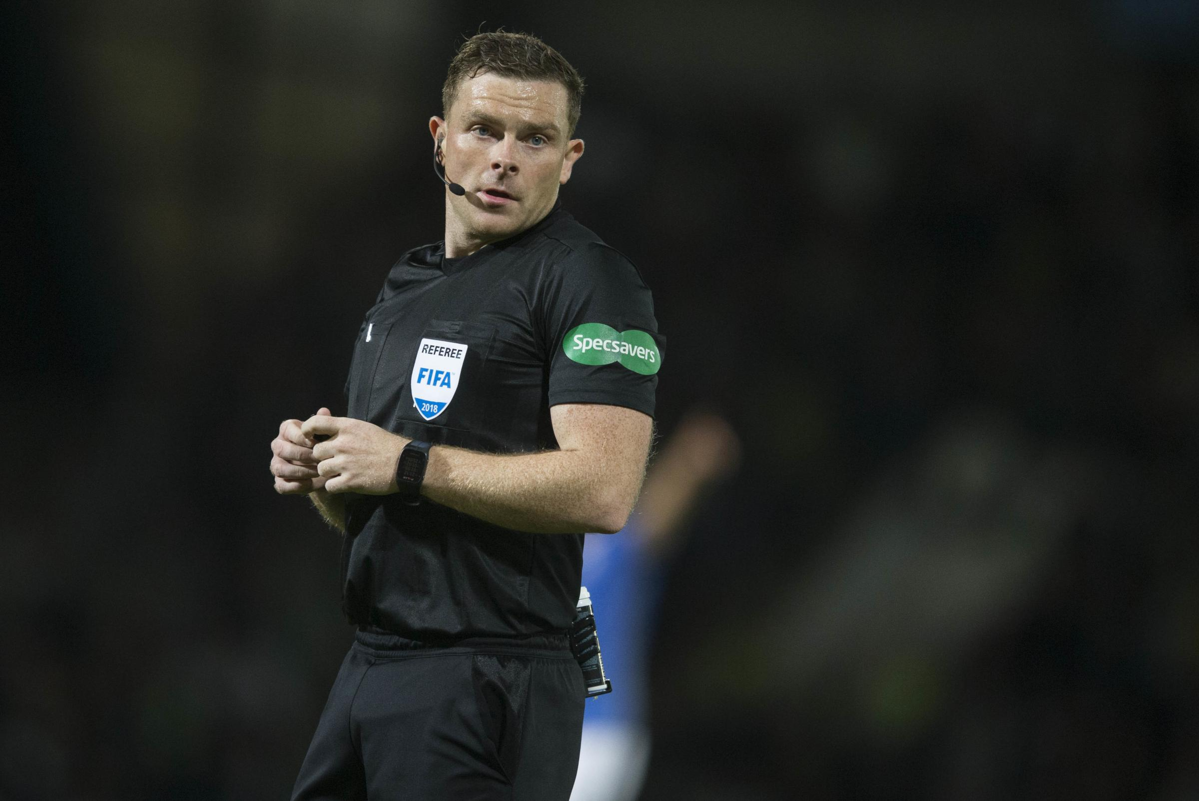 Davie Hay: I don't care if referees are full-time or part-time, we just need good refs