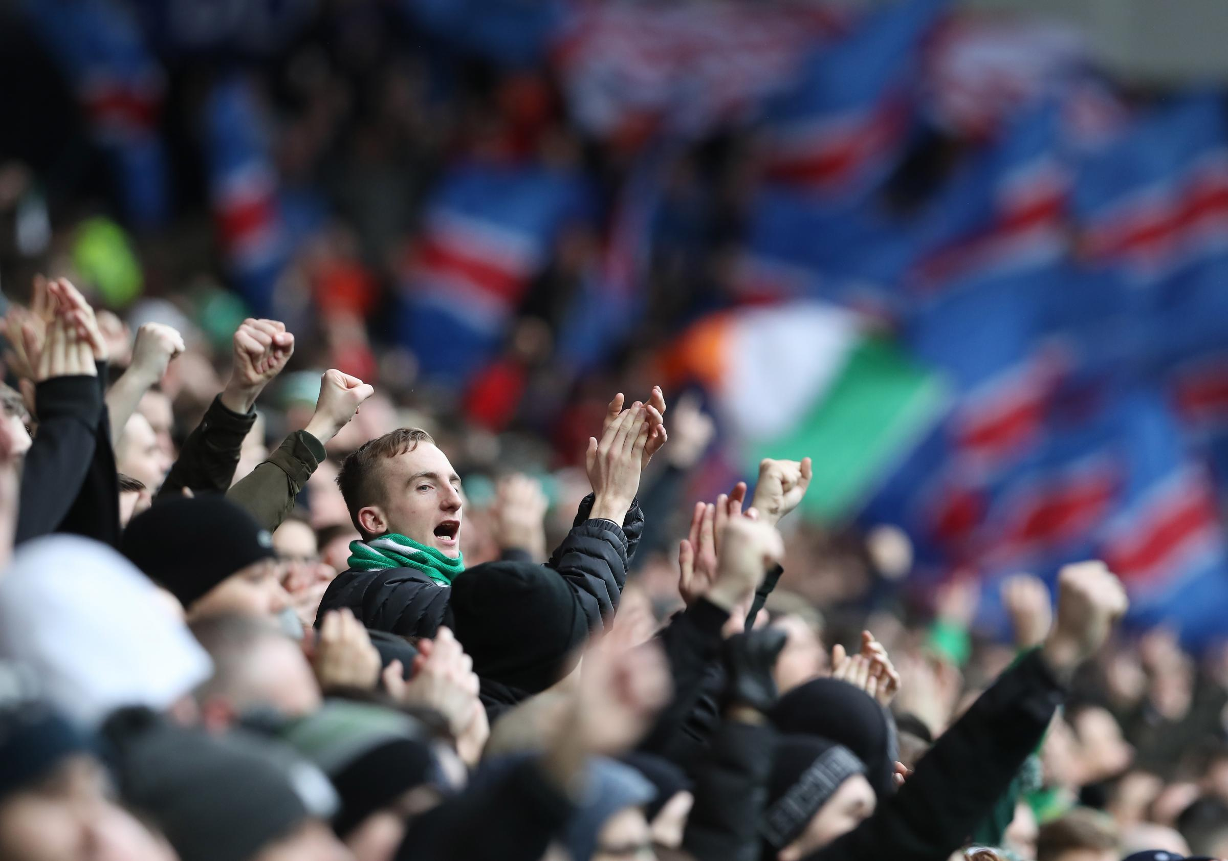 Celtic and Rangers have been named as two of the best-supported clubs in world football PHOTO: GETTY