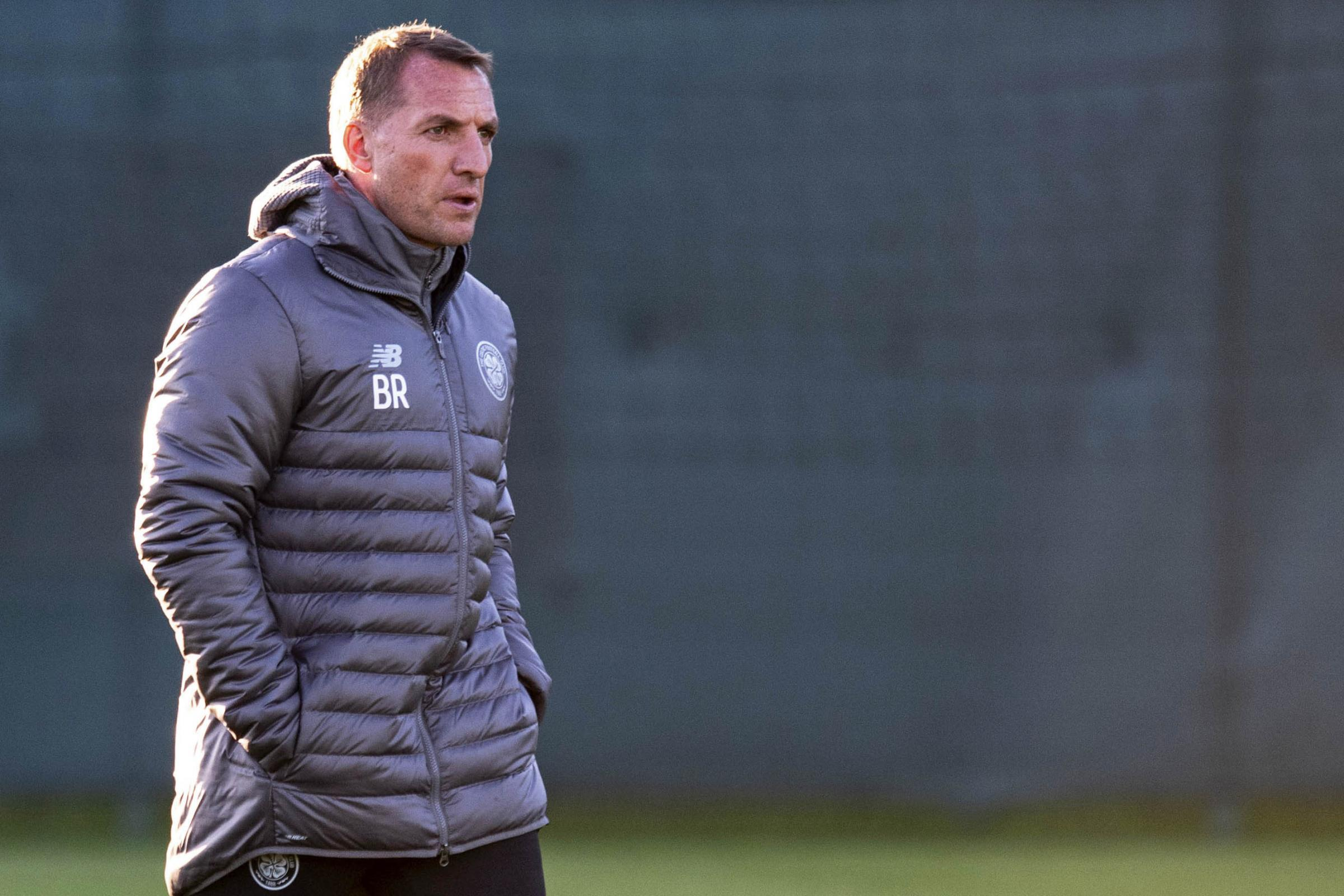 Celtic manager Brendan Rodgers content to keep putting his faith in youth despite arrival of big names at Rangers