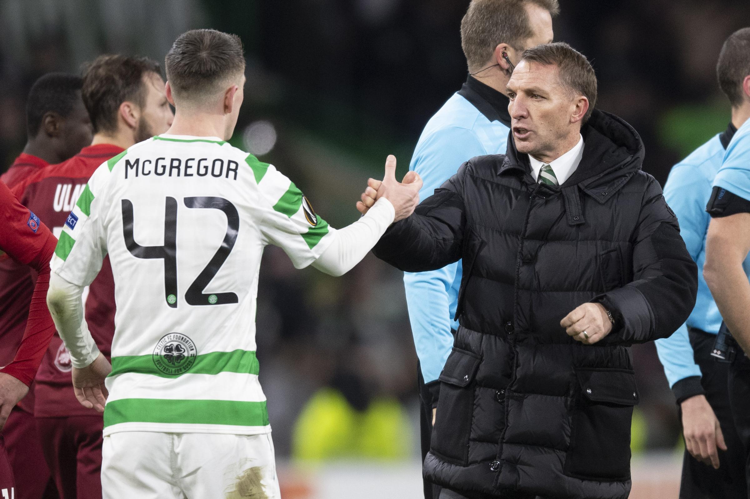 Callum McGregor ready to make history as Celtic bid for historic Treble