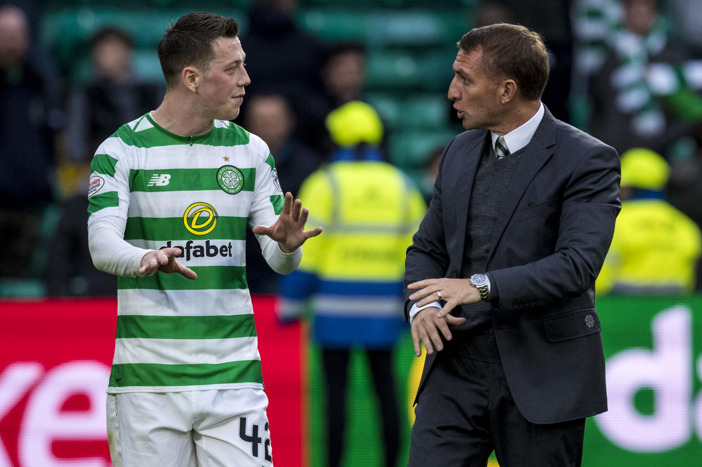 Callum McGregor believes VAR won't eliminate controversial decisions from game