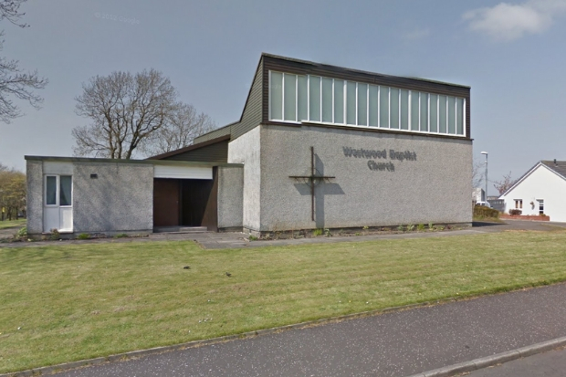 Investigation launched after man's body found near church