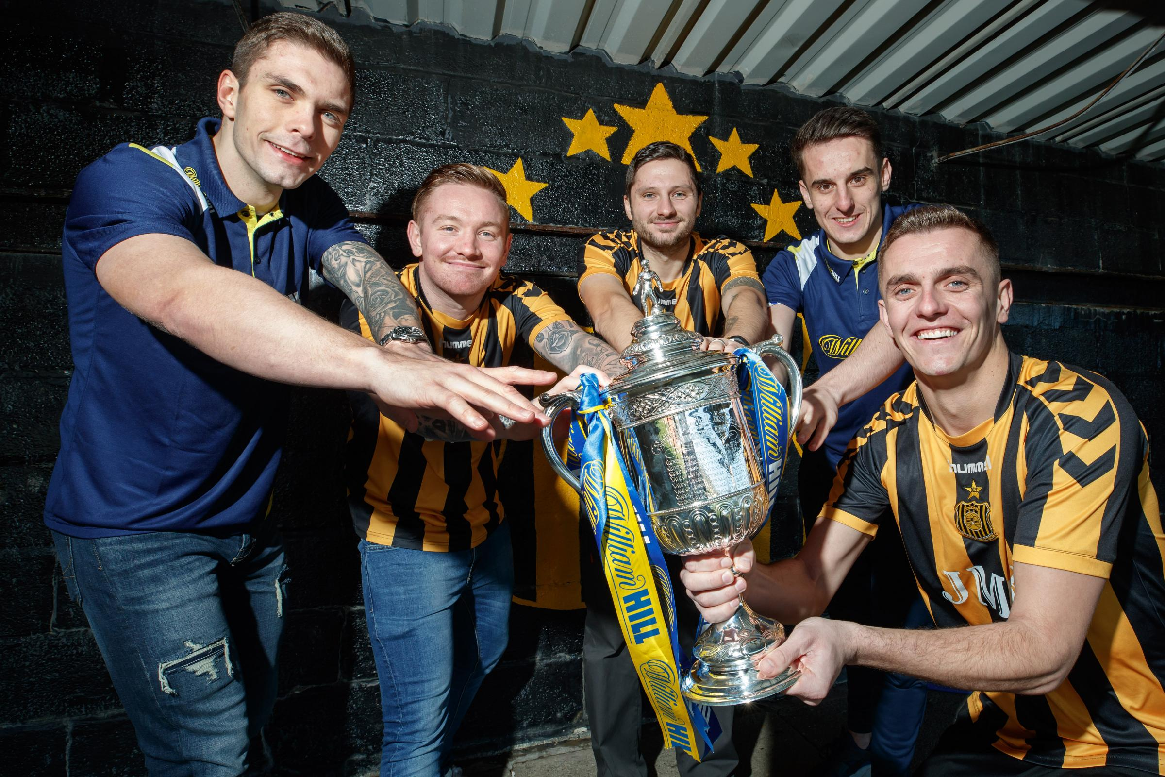 Auchinleck Talbot's Scottish Cup dream continues with a visit to Hearts in the next round