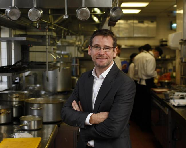 Top Scots chef Andrew Fairlie dies after long-term battle with brain tumour
