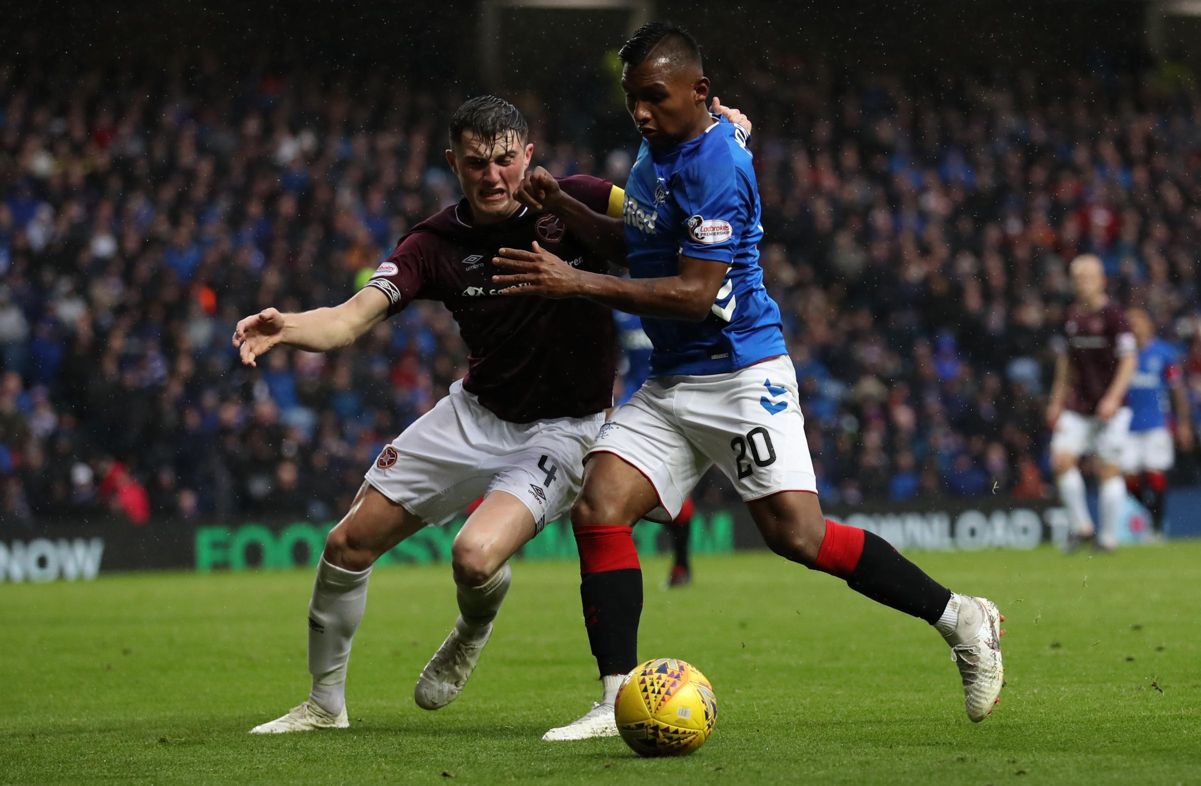 BBC hits back at Rangers after Stewart Robertson criticism