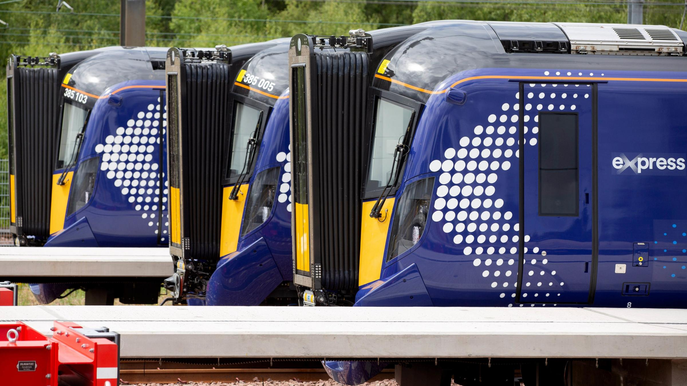 Number of ScotRail commuters who find train travel frequently stressful revealed