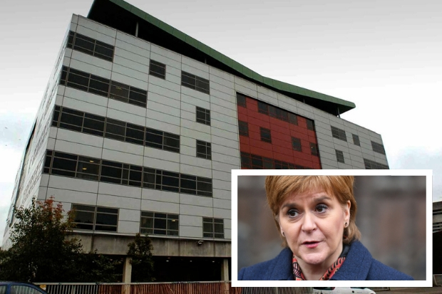 Nicola Sturgeon speaks on deaths of two babies at Glasgow hospital
