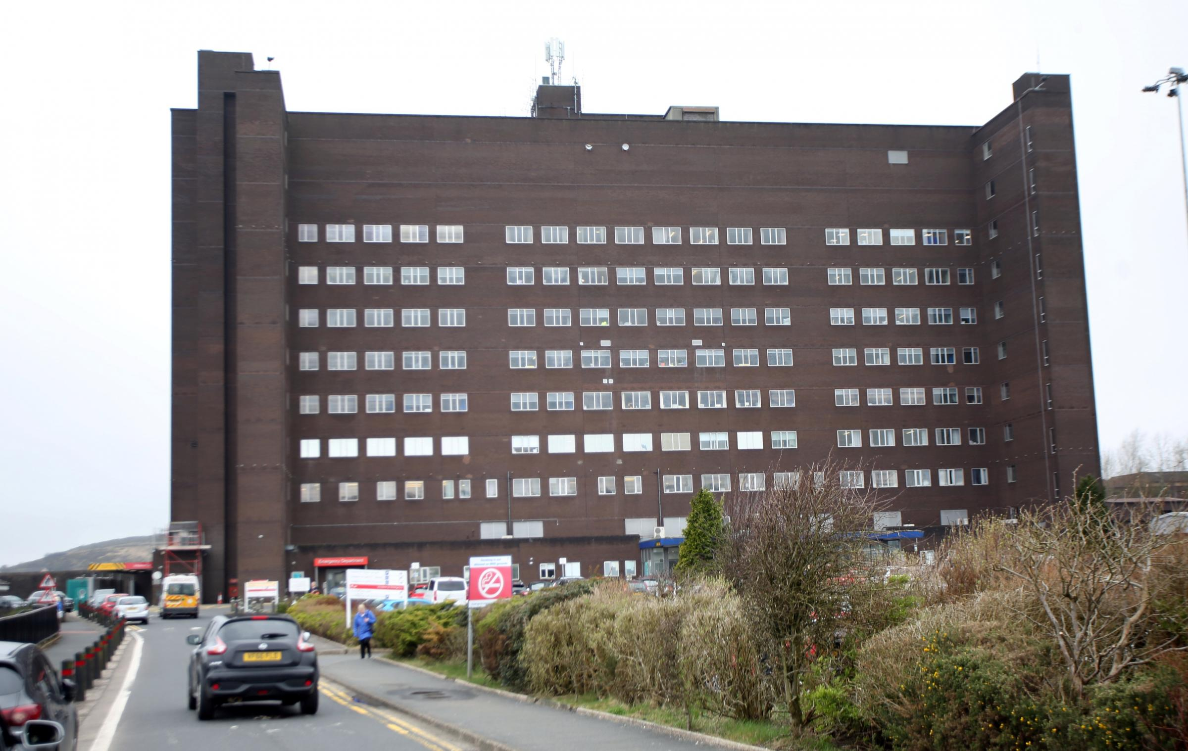 Inverclyde Royal Hospital
