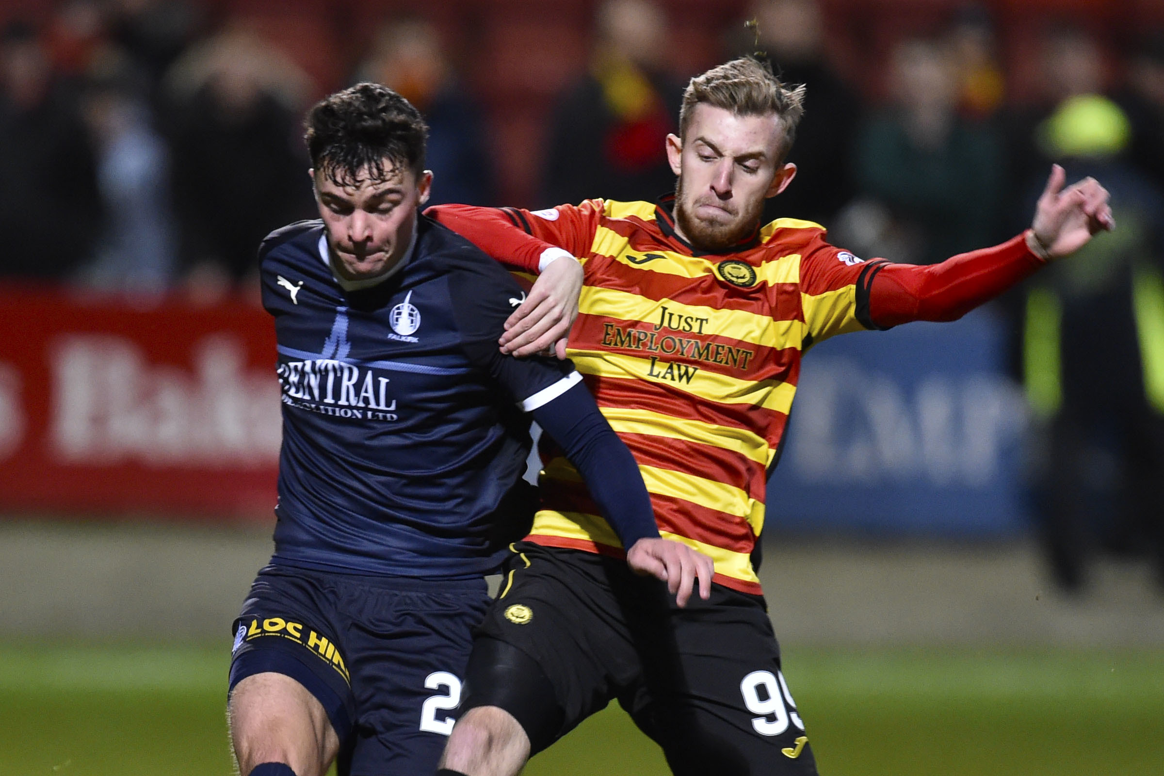 Ally Roy determined to get off the mark for Partick Thistle after being robbed by dodgy decision