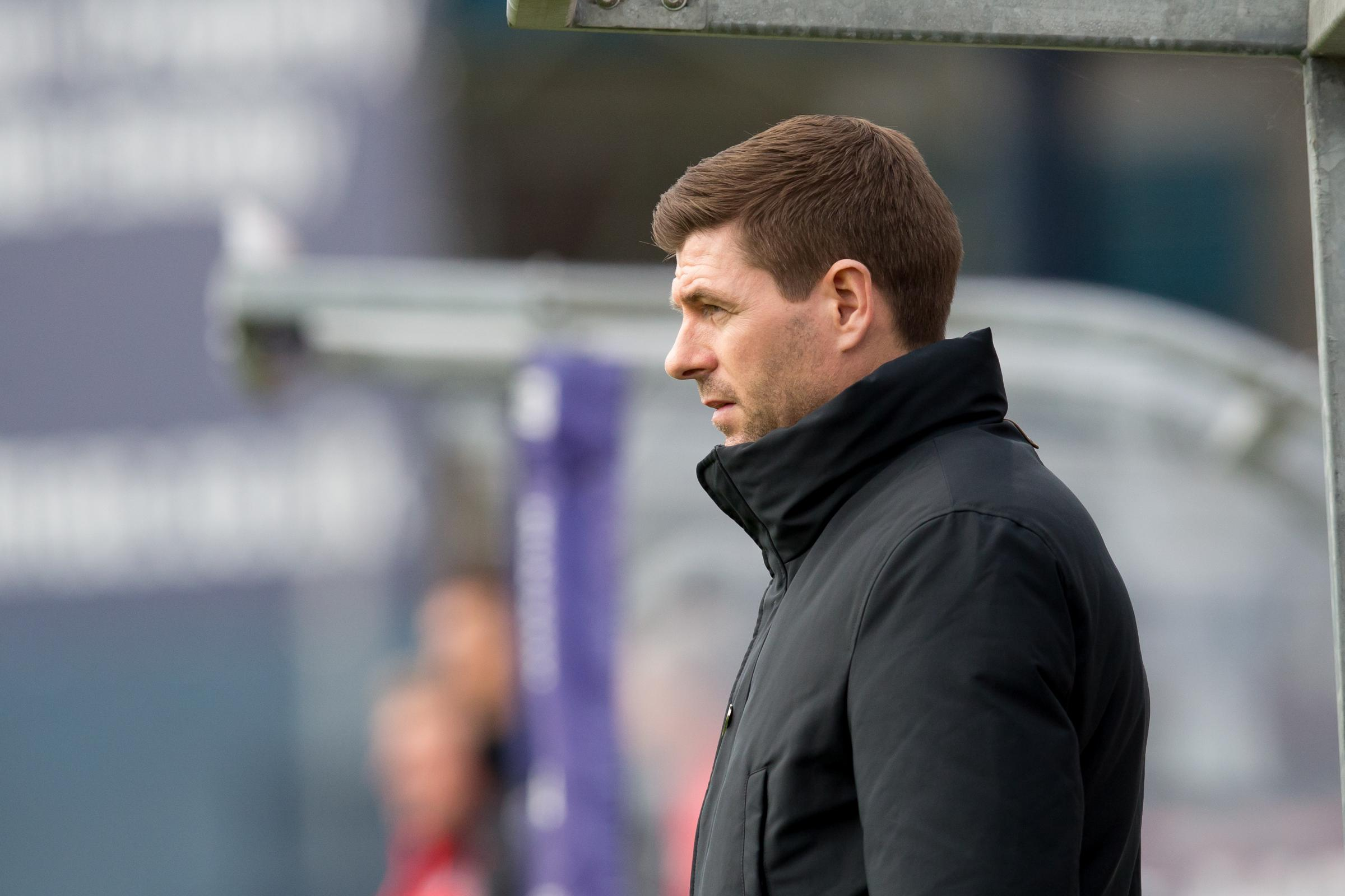 Here's why Rangers aren't closing the gap with Celtic this season