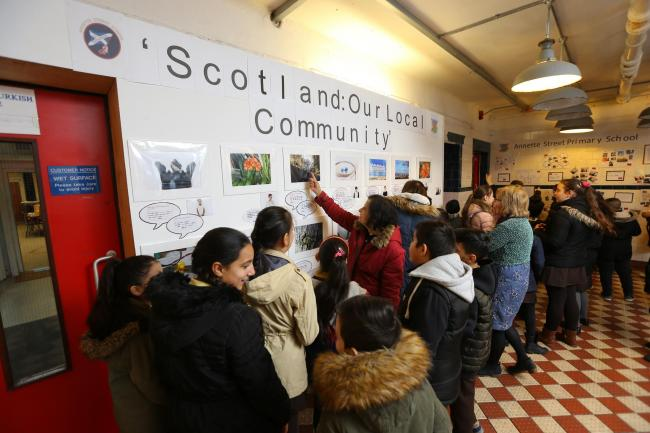 Roma children in Govanhill 'waiting up to a year' for a