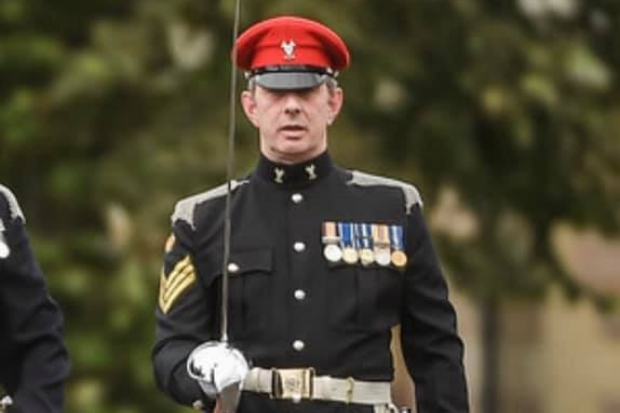 'Giant of a man': Decorated Scots soldier dies from injuries after horror training exercise incident