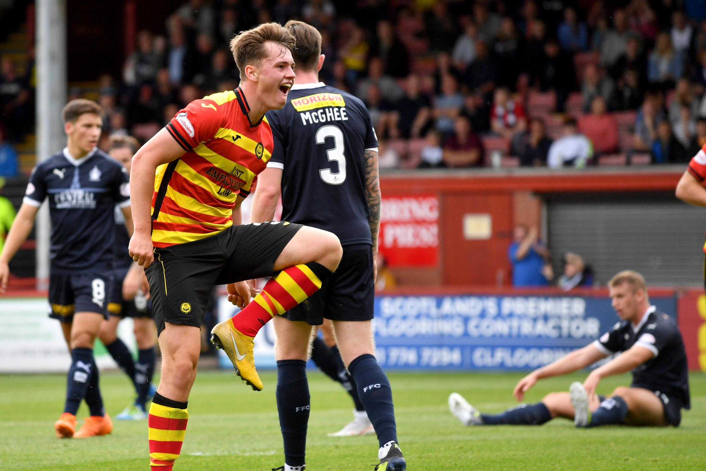 No room for sentiment as James Penrice hopes Partick Thistle 'play East Fife off the park'