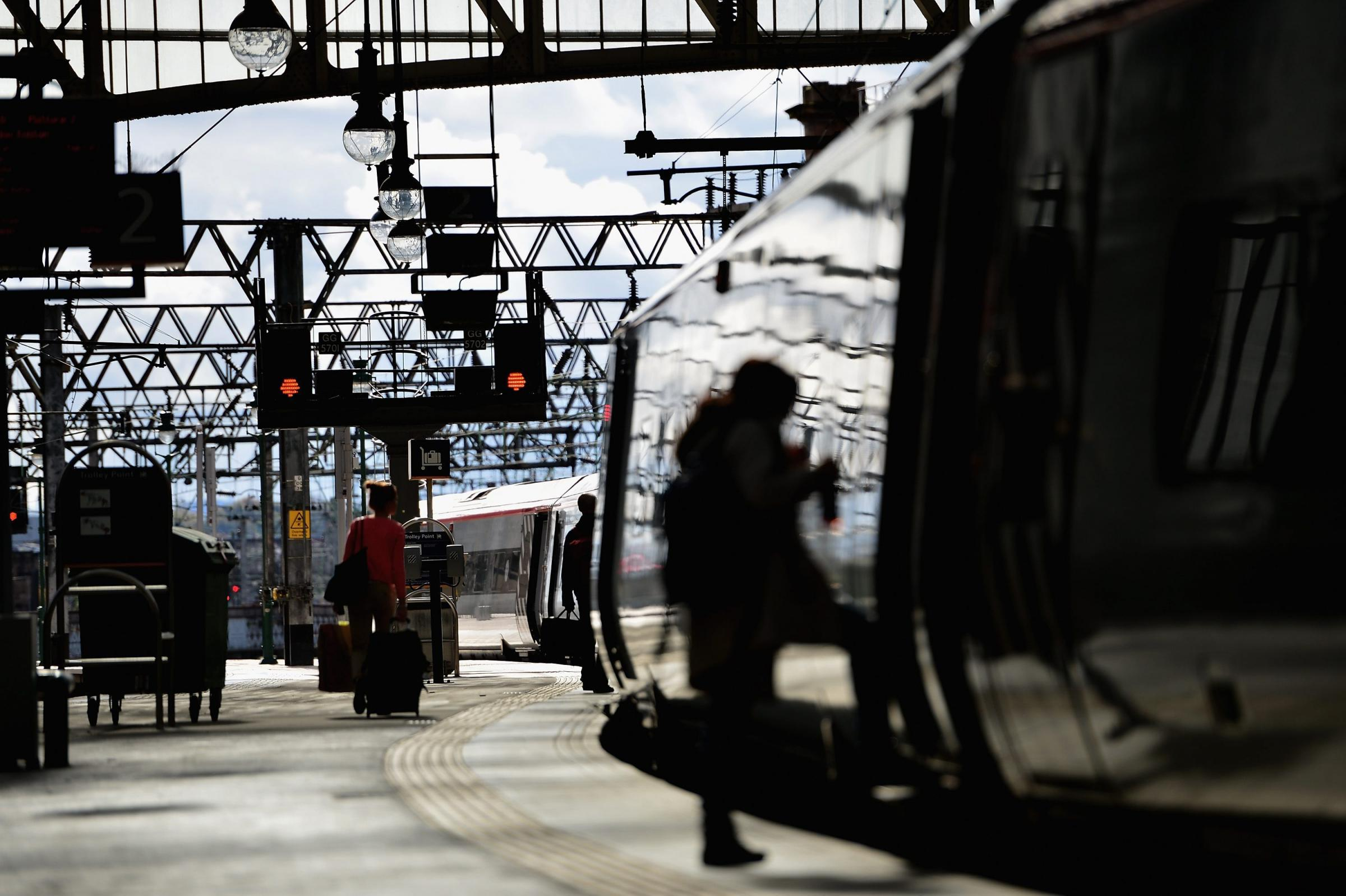 Delays and disruption set to hit Glasgow rail passengers over Easter weekend
