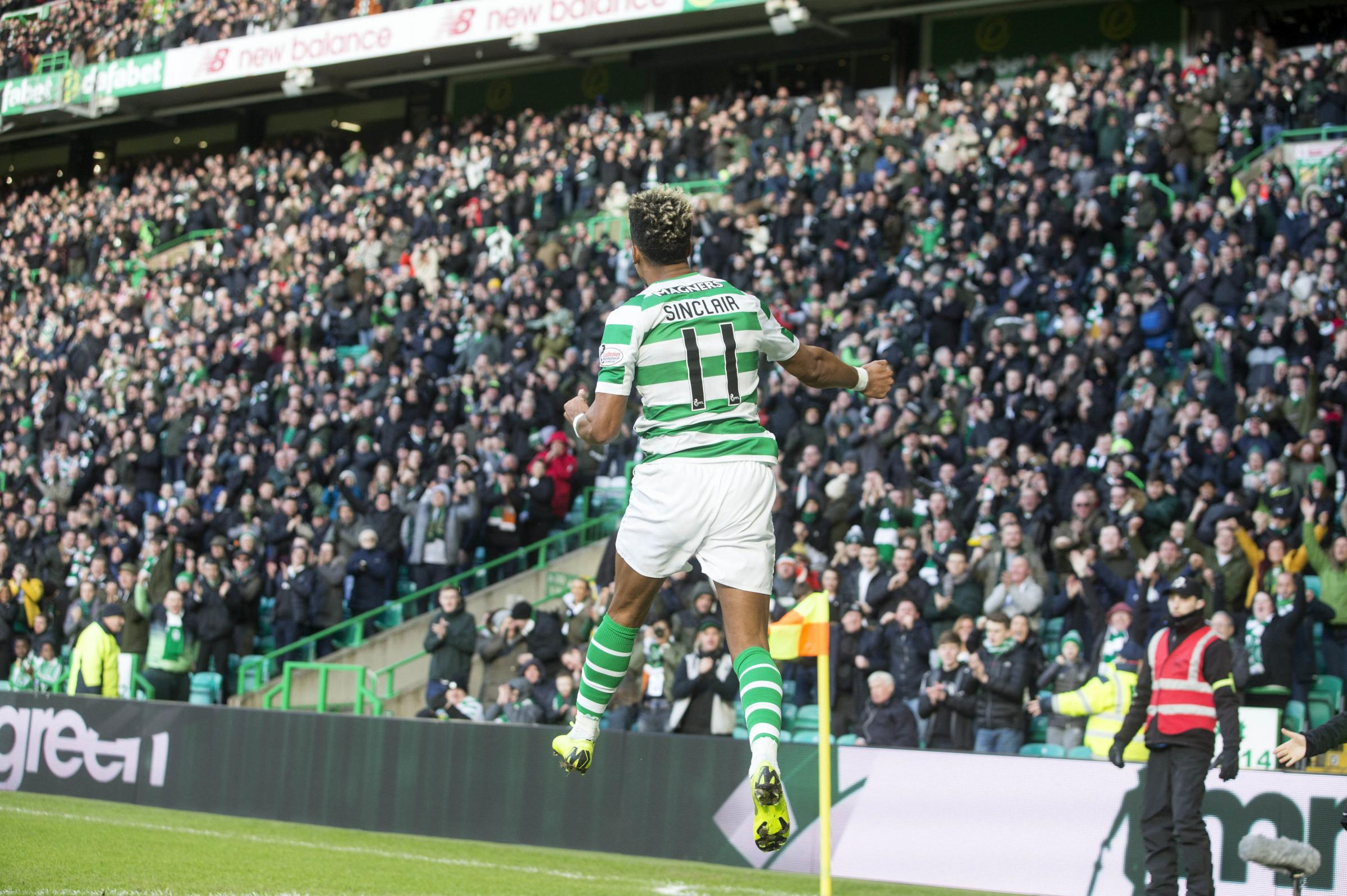 Celtic 5 St Johnstone 0; Hoops make history as they put Saints out of Scottish Cup