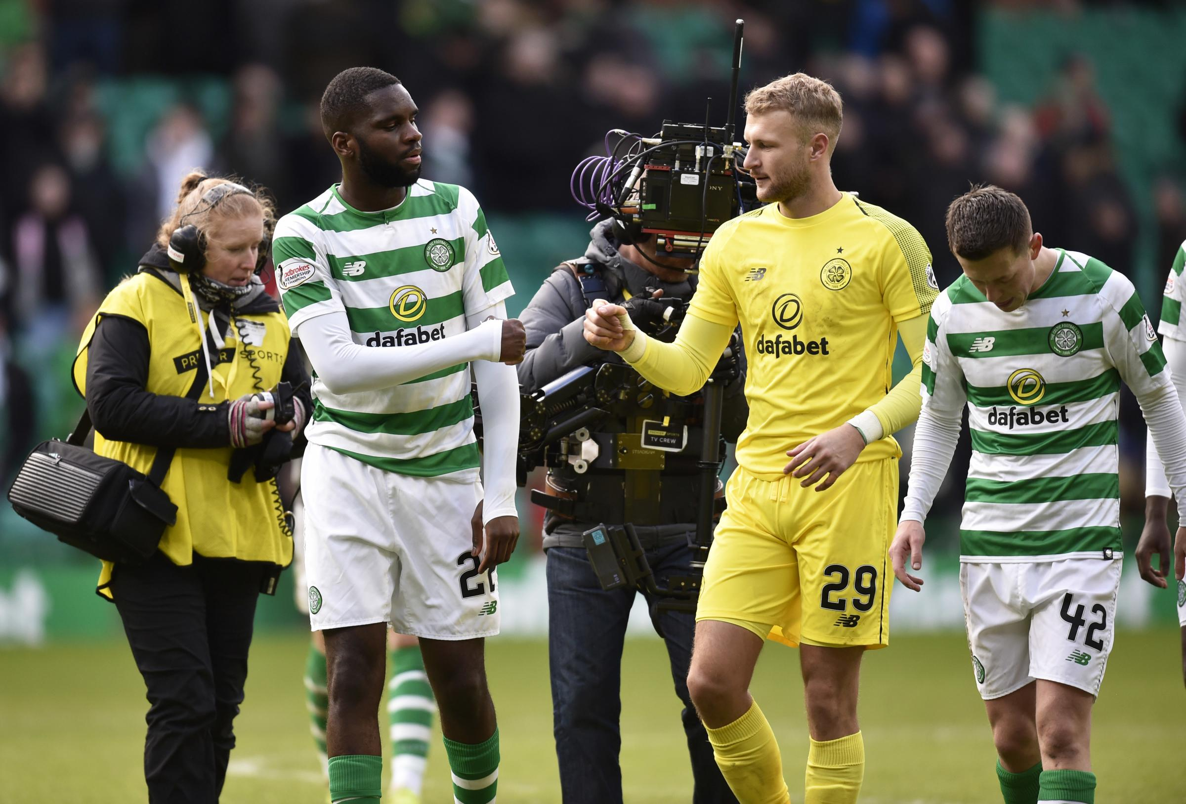 Scott Bain could be number one for club and country