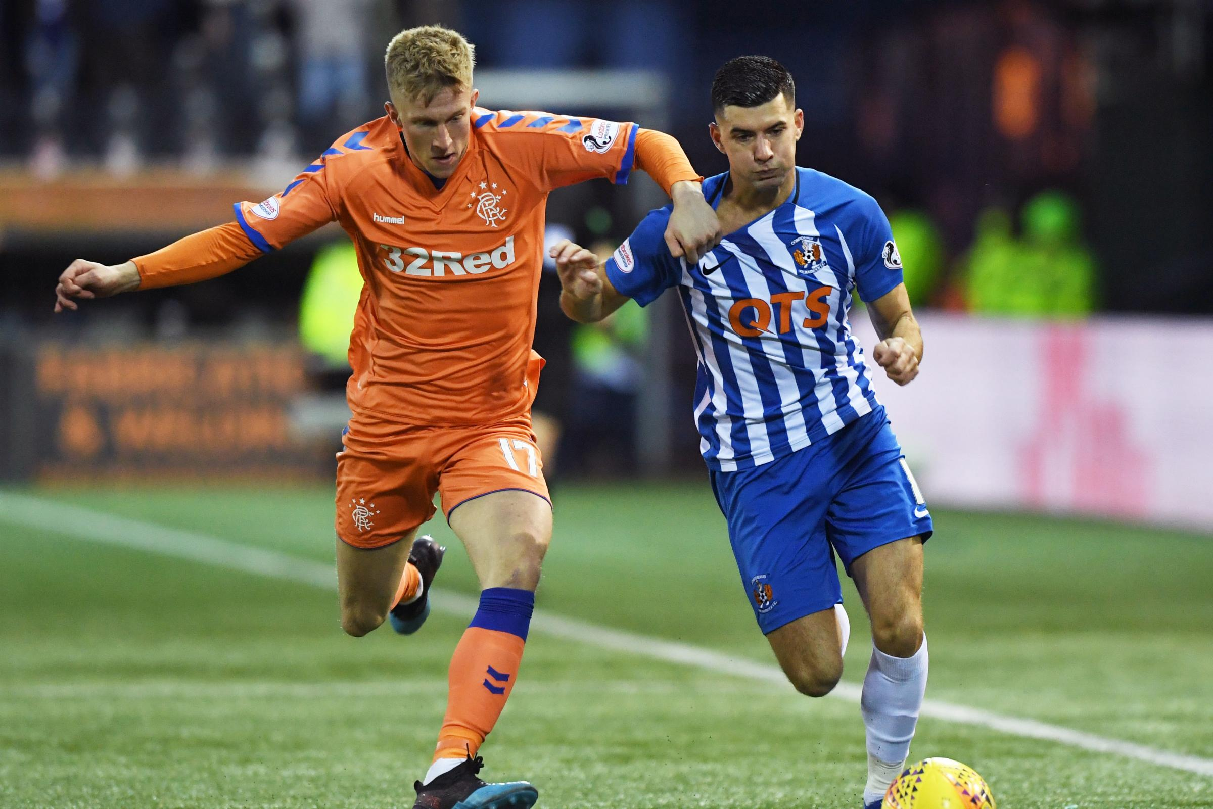 Lee McCulloch: Ross McCrorie will be delighted with Steven Gerrard's words of encouragement at Rangers