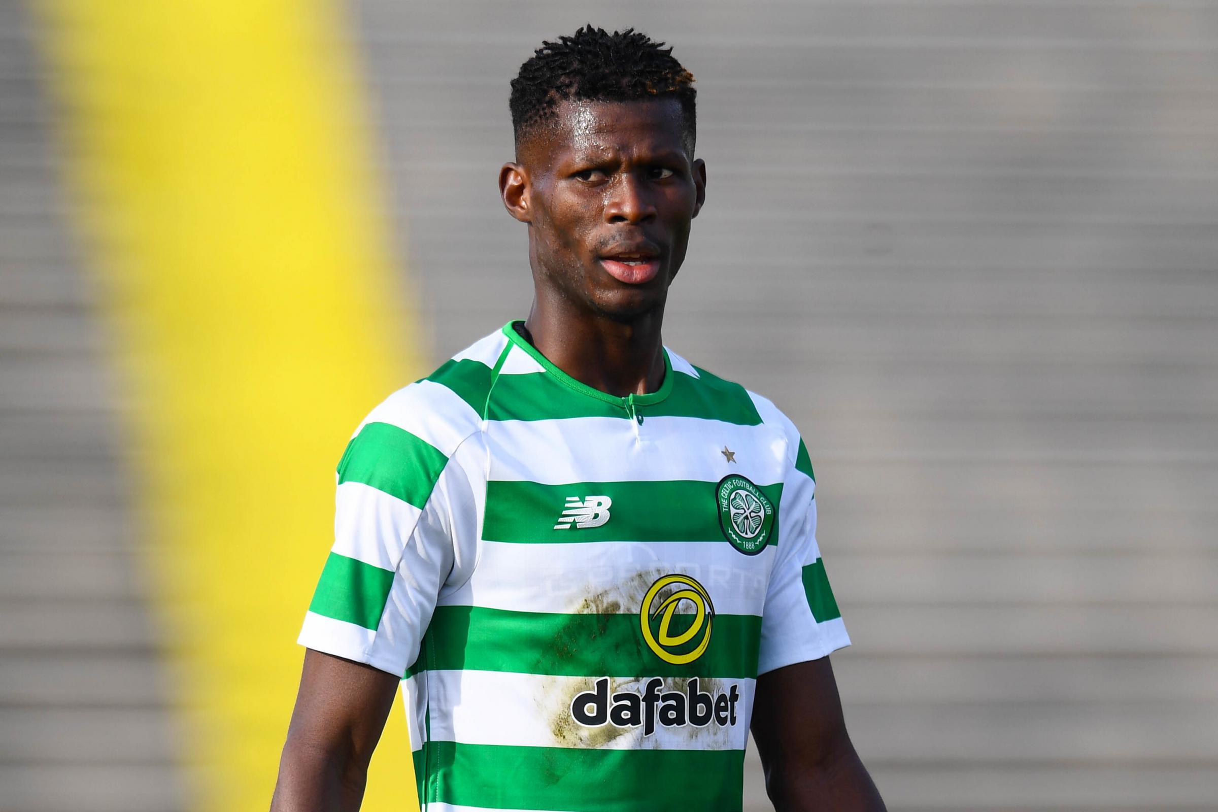 Vakoun Issouf Bayo should have scored on first Celtic start