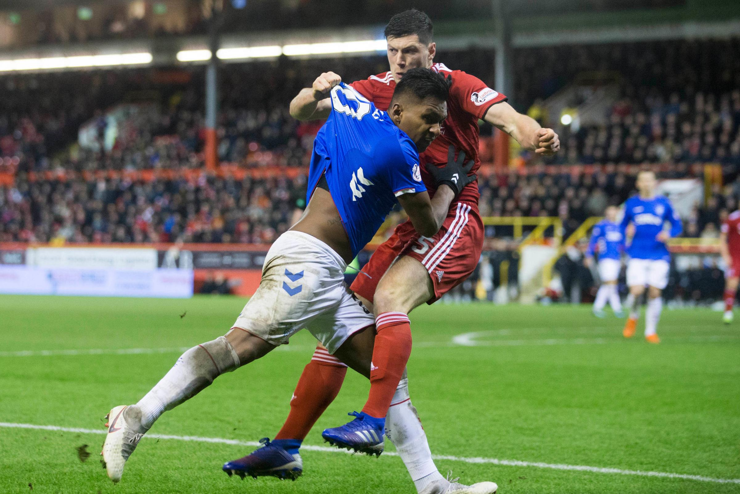 Willie Johnston: Colin Stein got the s*** kicked out of him and scored goals - Alfredo Morelos must do the same