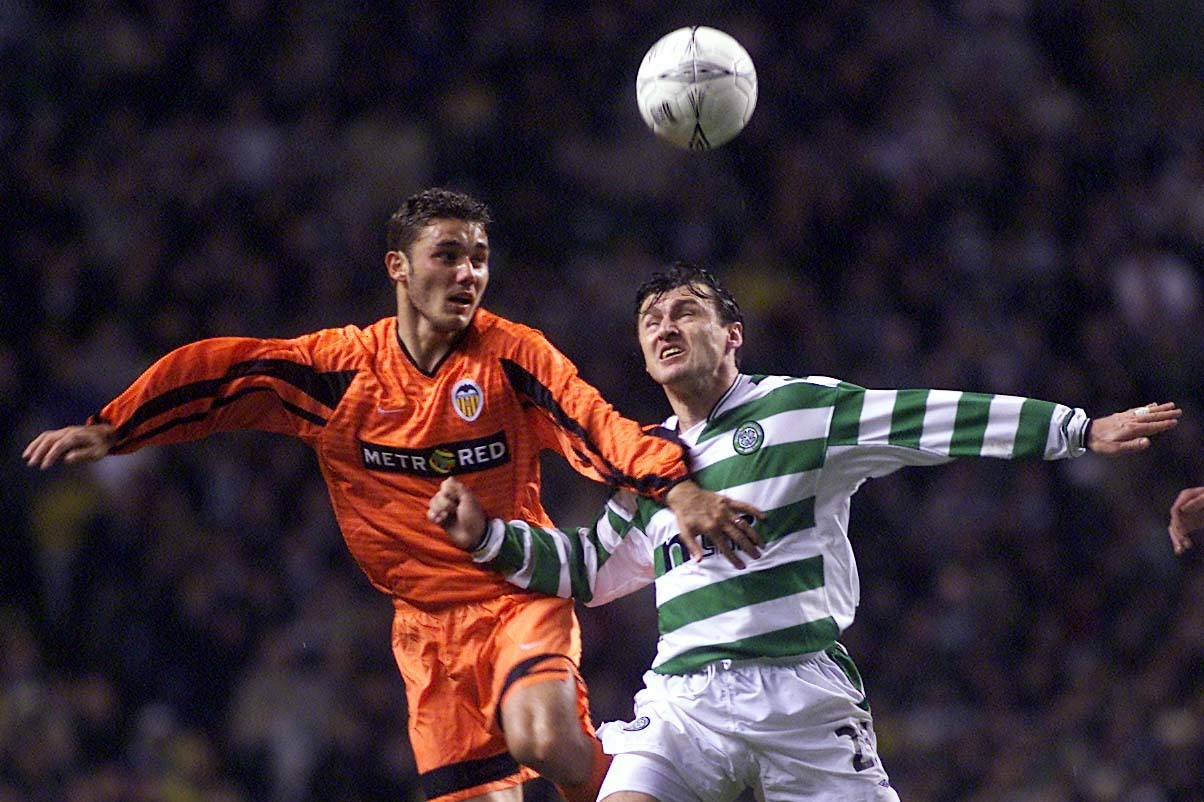 John Hartson: Celtic can upset Valencia - they aren't the team we played back in 2001