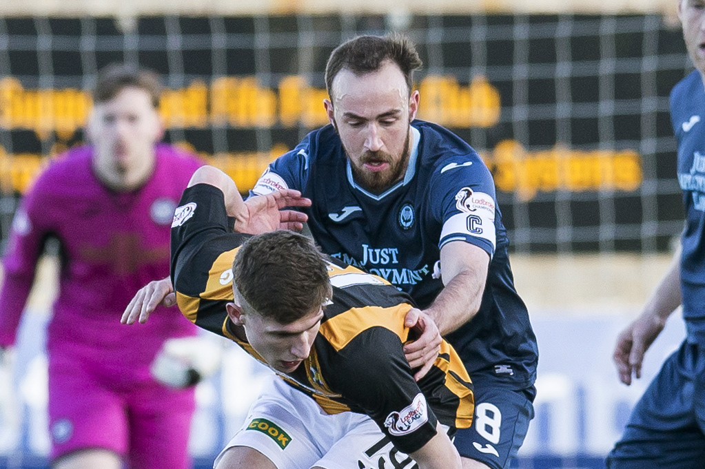 Stuart Bannigan dreaming of leading Partick Thistle out at Hampden
