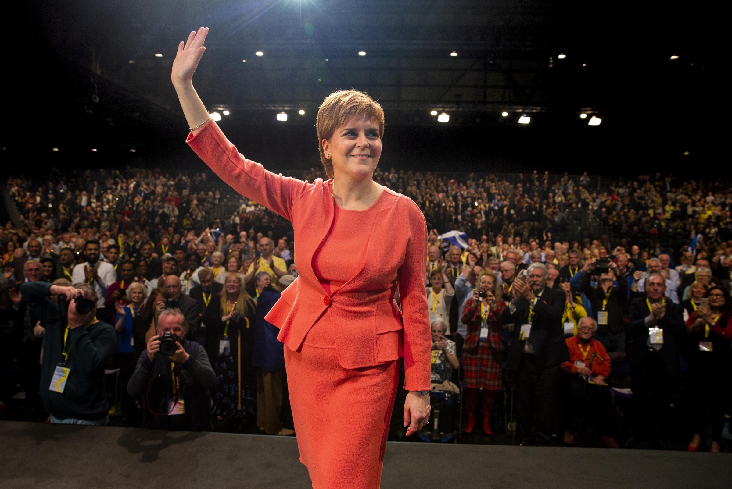 SNP 'would gain four seats in snap General Election', poll finds