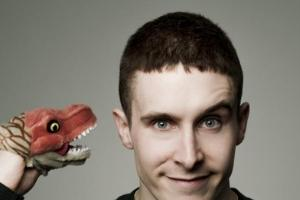 Glasgow comedian Larry Dean: I do comedy because my dad said I wasn't funny