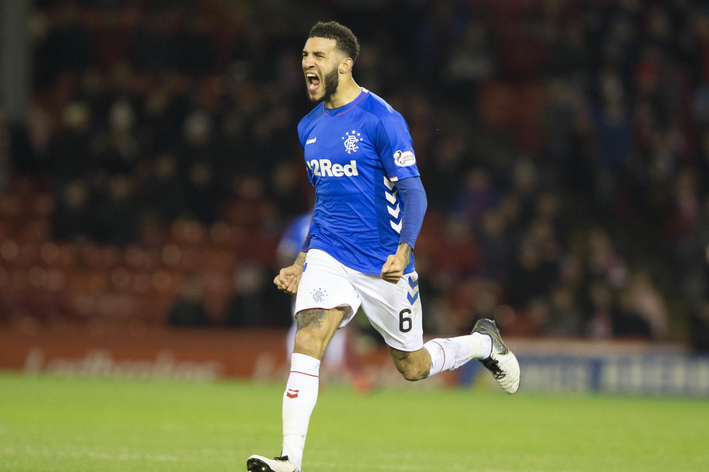 Steven Gerrard: Connor Goldson hates being rested for Rangers - just like Jamie Carragher did at Liverpool