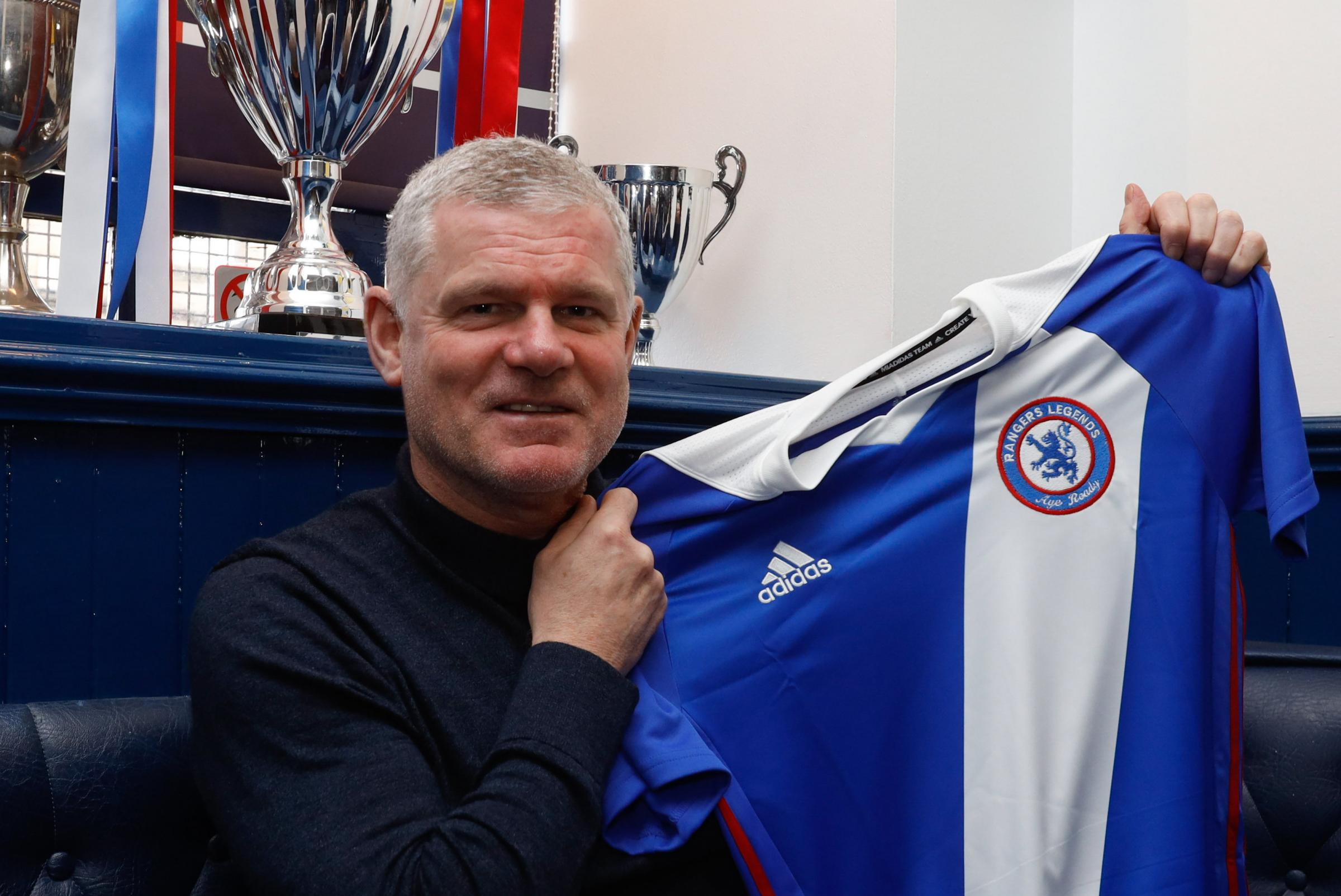 Ian Durrant won't give up on Rangers' title dream but knows time is running out for Steven Gerrard's side