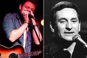 Glasgow music legend Lonnie Donegan's son Peter has The Voice