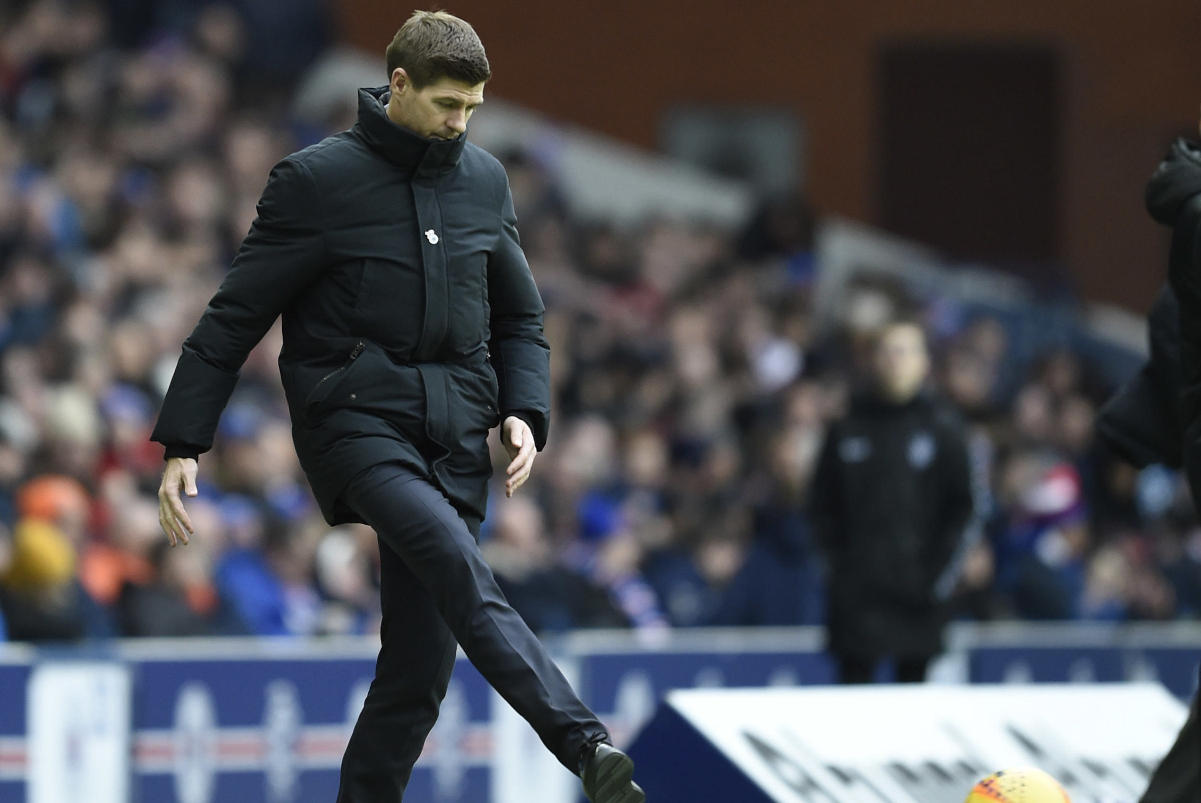 Lee McCulloch: Rangers can't throw in the towel despite Premiership title blow