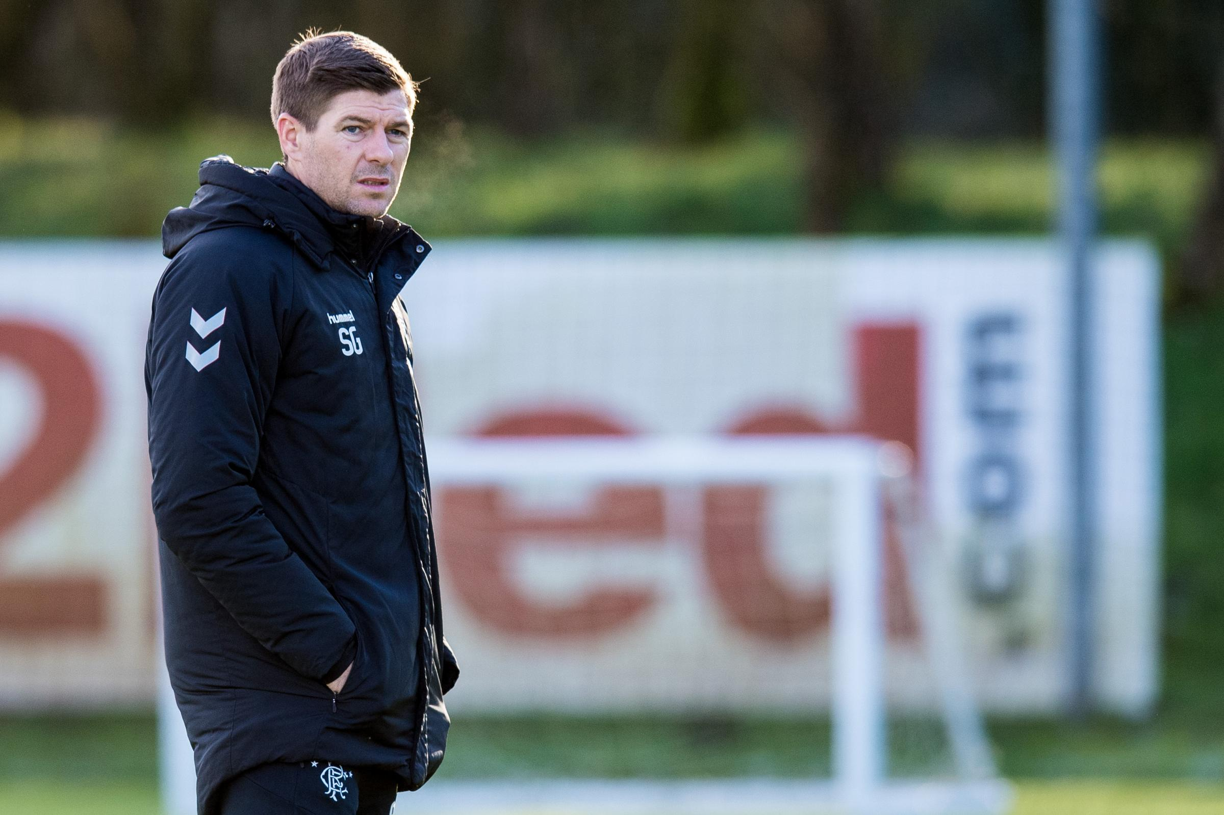 Lee McCulloch: Steven Gerrard will be desperate for a cup success in his first season at Rangers