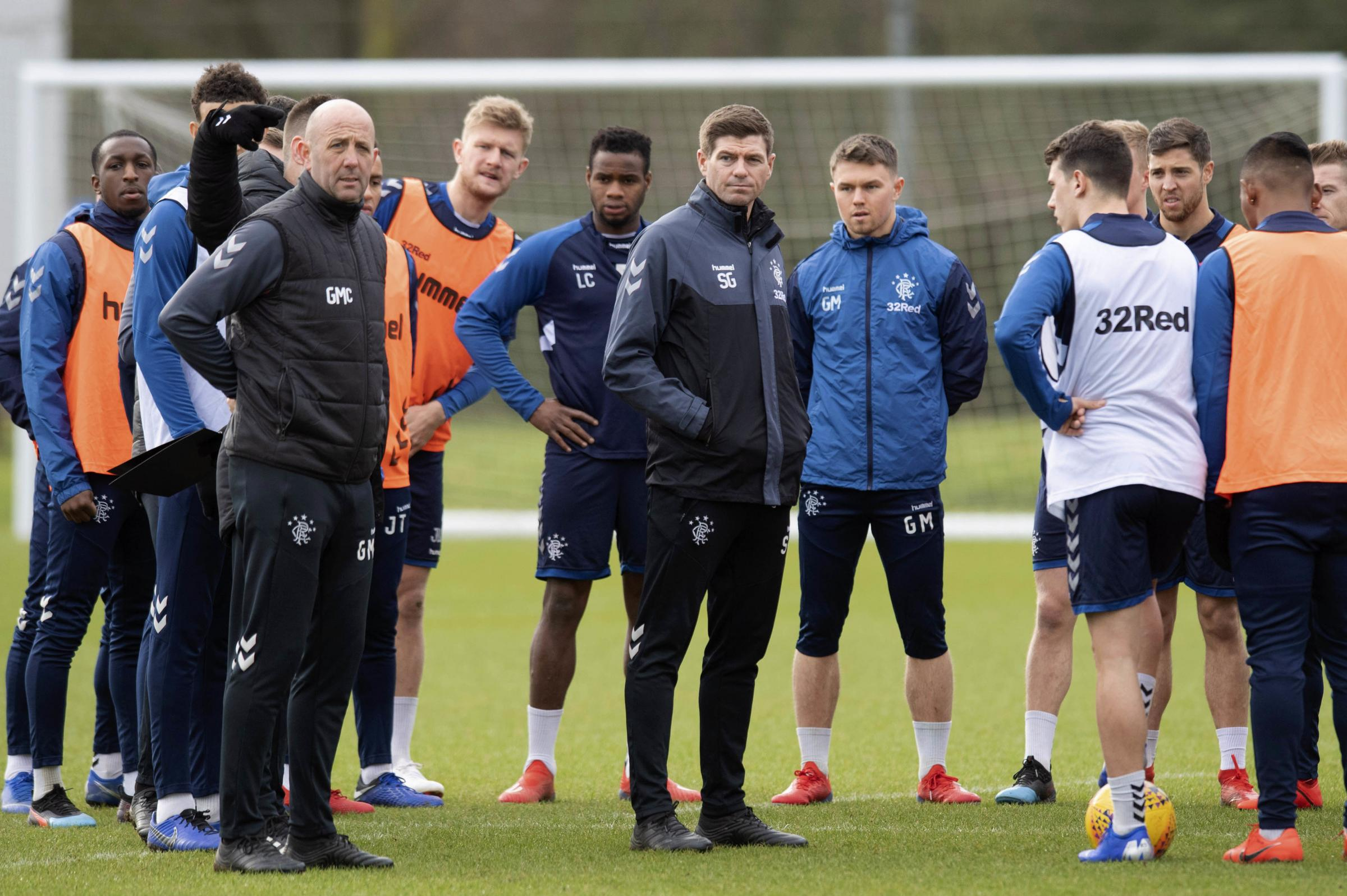 Steven Gerrard will be open and honest with his Rangers players as he strives for Ibrox improvements