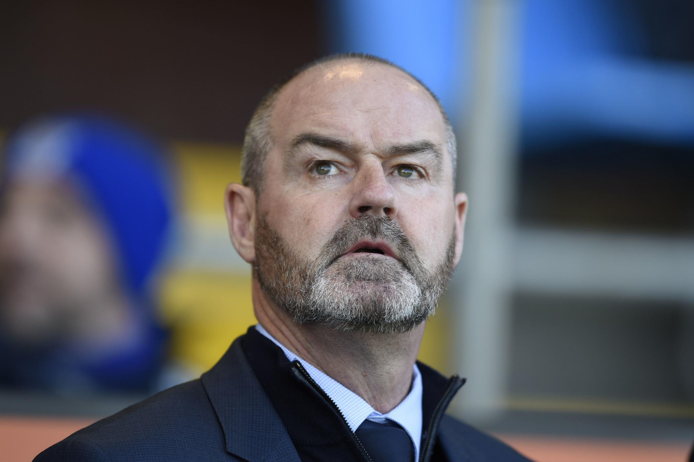 Kilmarnock manager Steve Clarke wants to talk about football not misbehaving fans