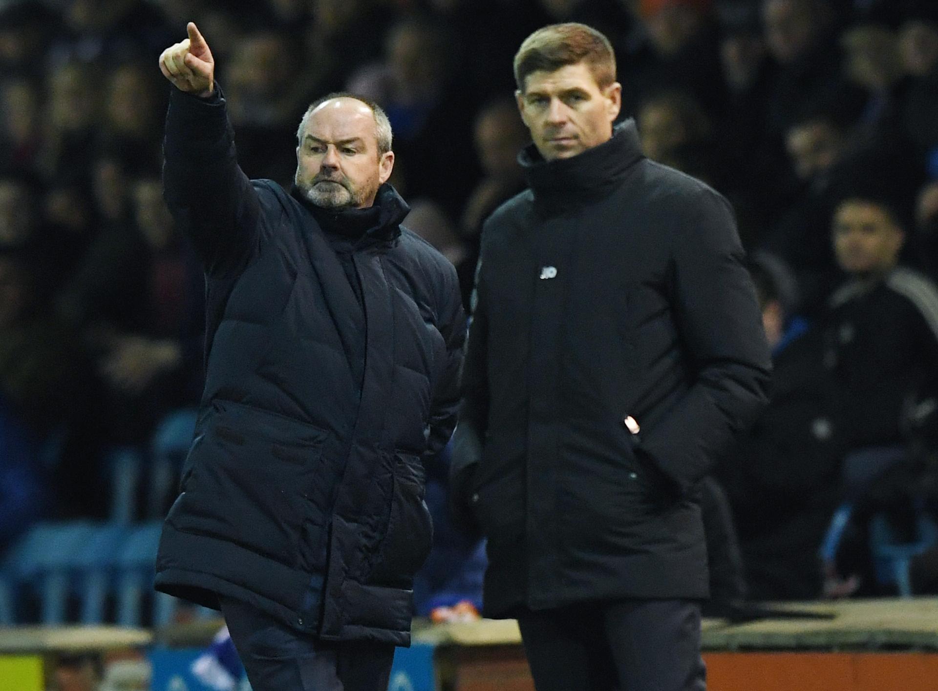 Live: Rangers v Kilmarnock, Scottish Cup fifth round replay
