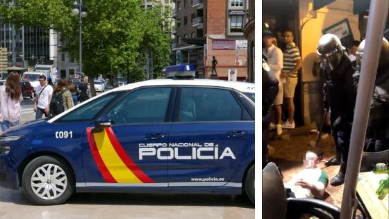 Celtic fans arrested during night of violence in Valencia ahead of European tie