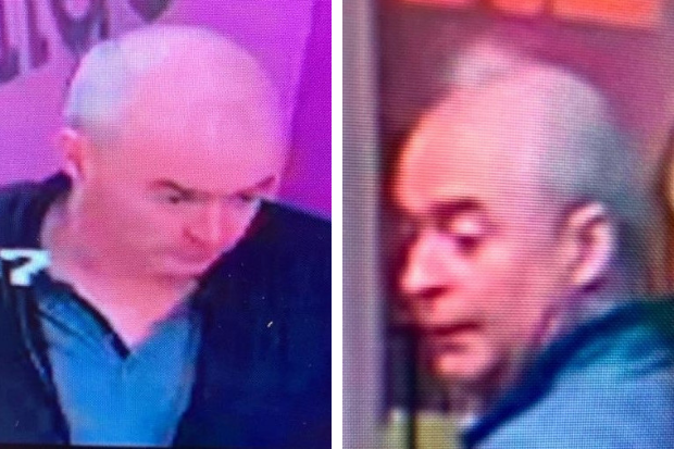 CCTV released of man who could with investigation into robbery of elderly woman