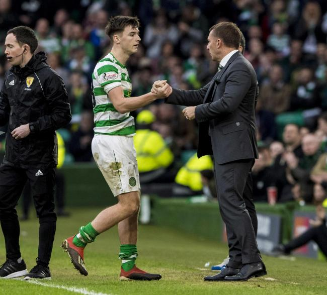 Kieran Tierney's return is a huge boost for Celtic