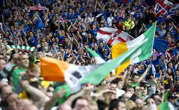 Will the supporters of Celtic and Rangers ever change?