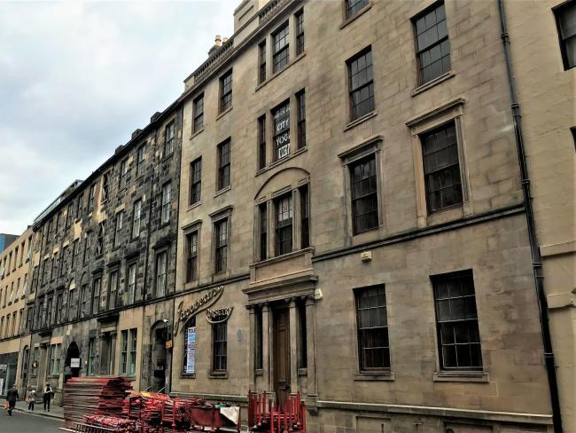 Plans for boutique hotel in historic Merchant City building given green light