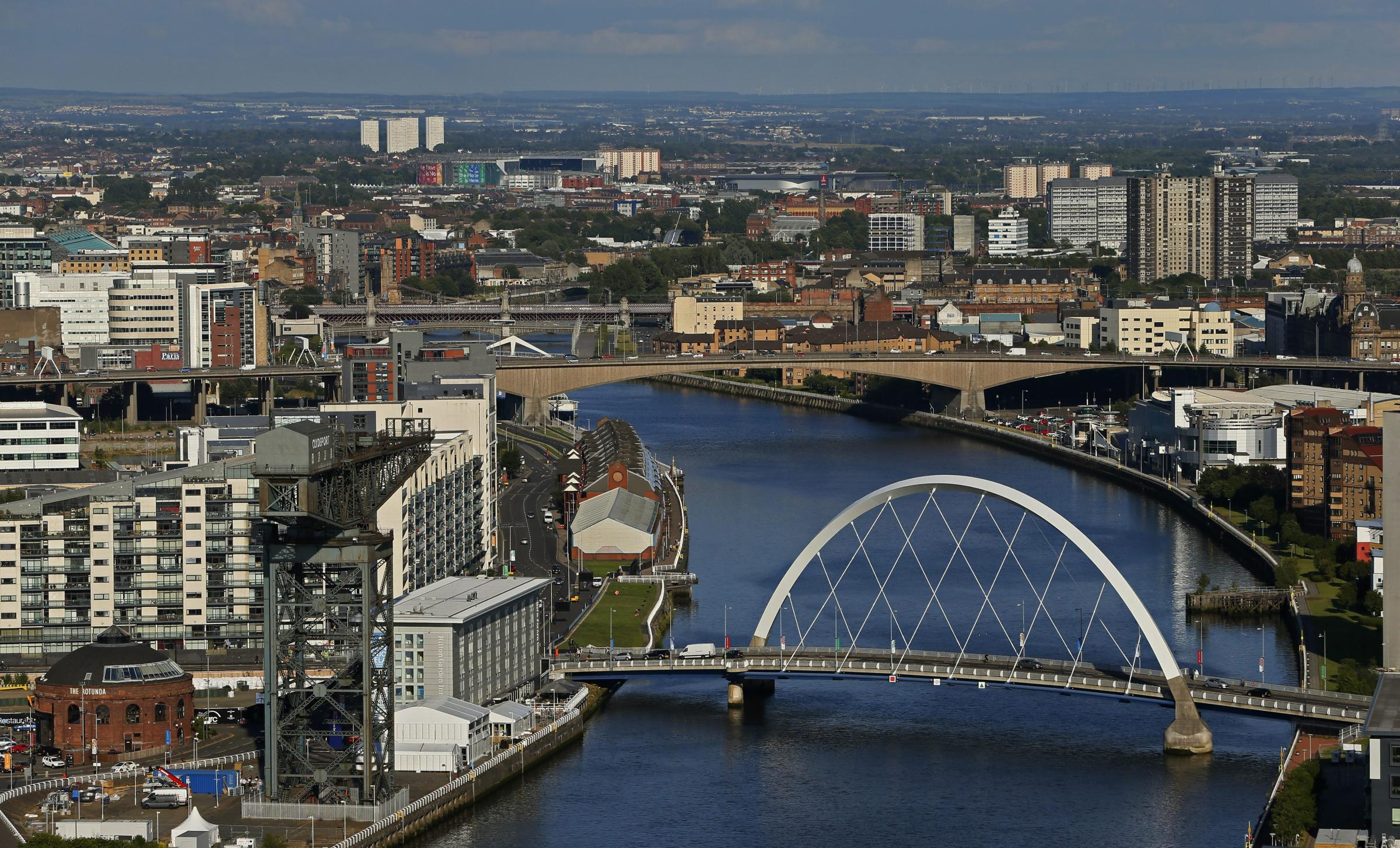 Glasgow weather: Met Office outlook for the day