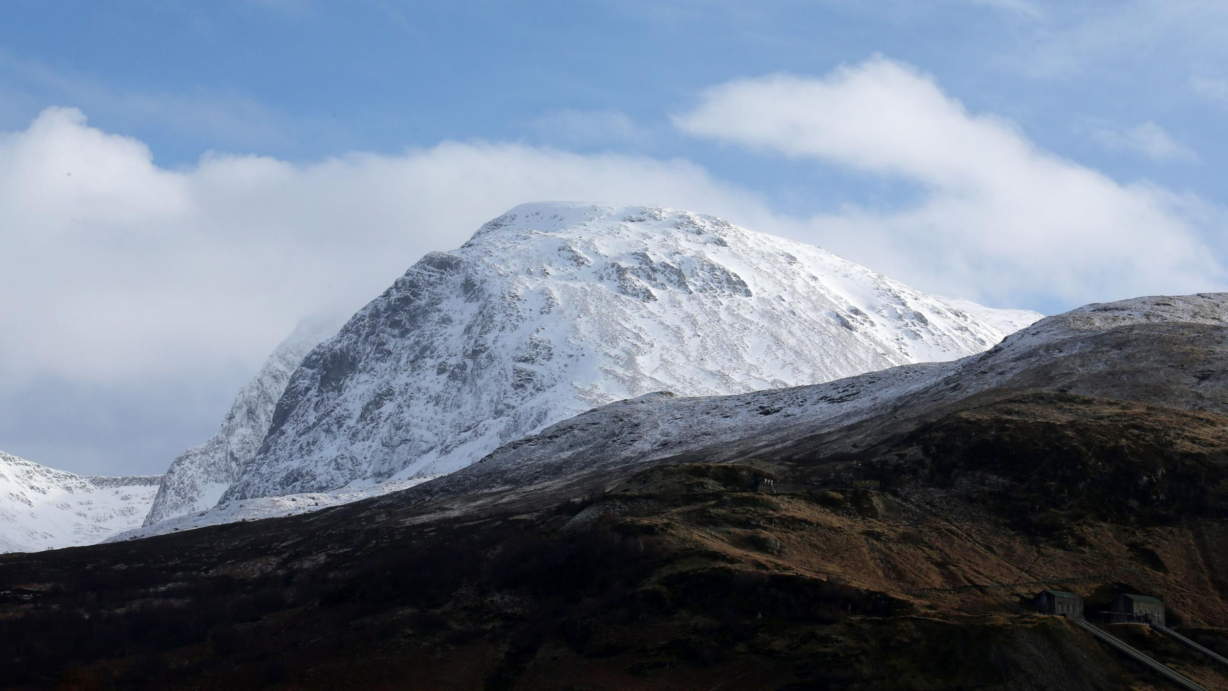 Two climbers dead after being caught in Ben Nevis avalanche