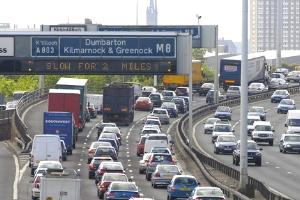 LIVE traffic and travel: All the latest updates from across Glasgow