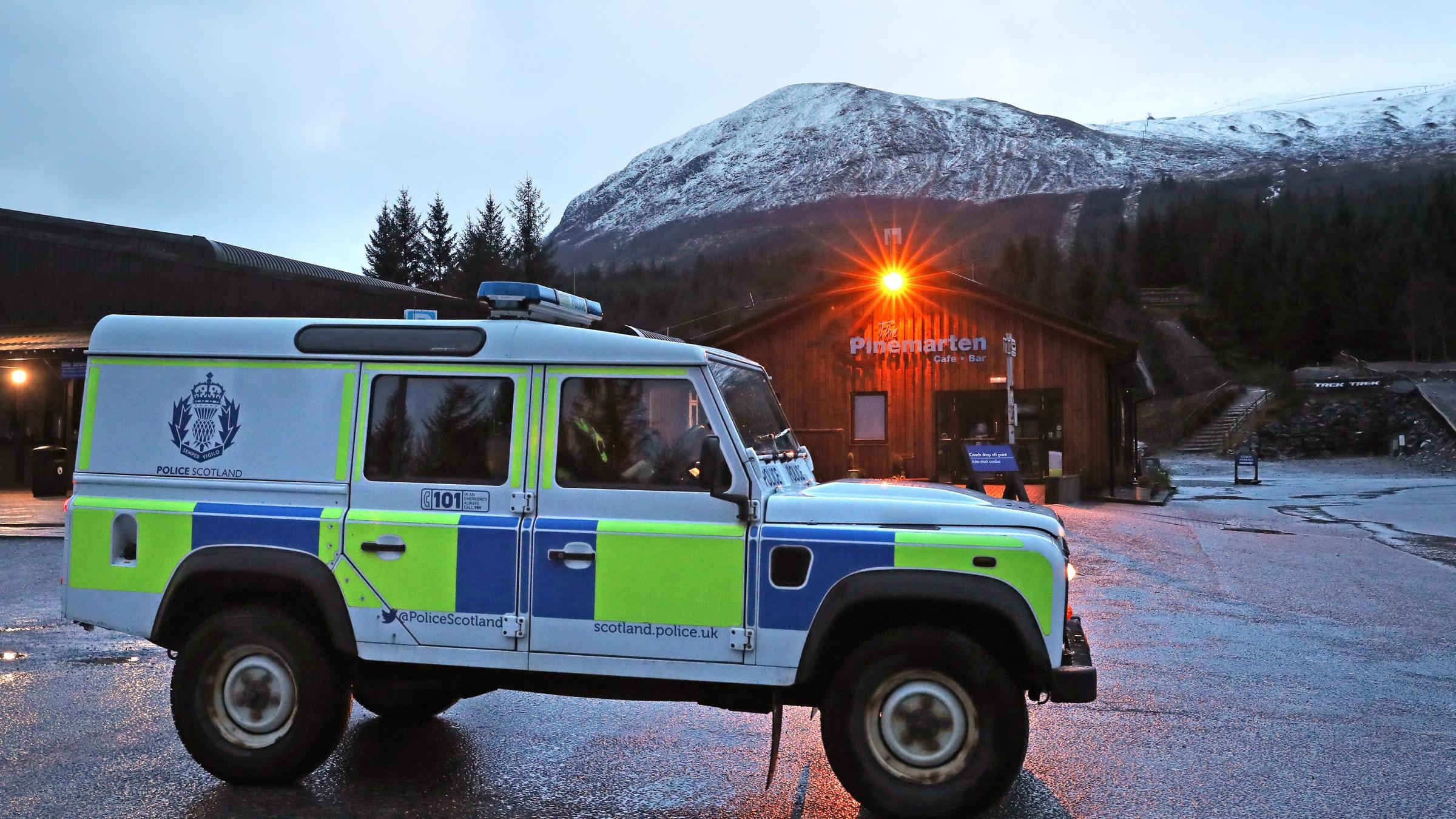 Next of kin of three climbers dead in Ben Nevis avalanche notified