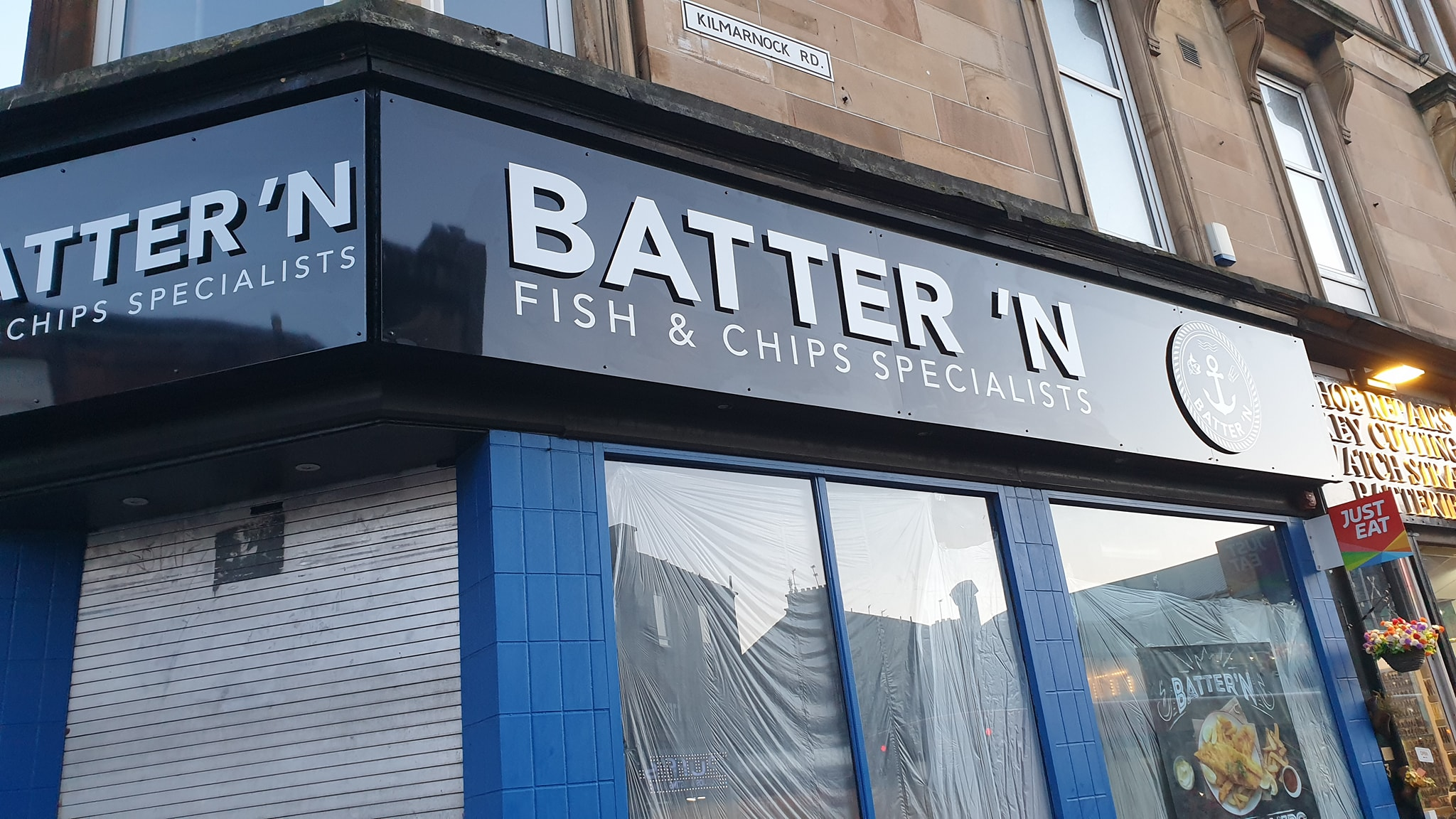 Batter 'N: New chippy to open in Shawlands