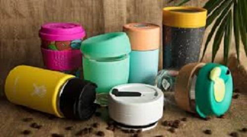 Reusable Coffee Cups To Save The Planet. credit: Google