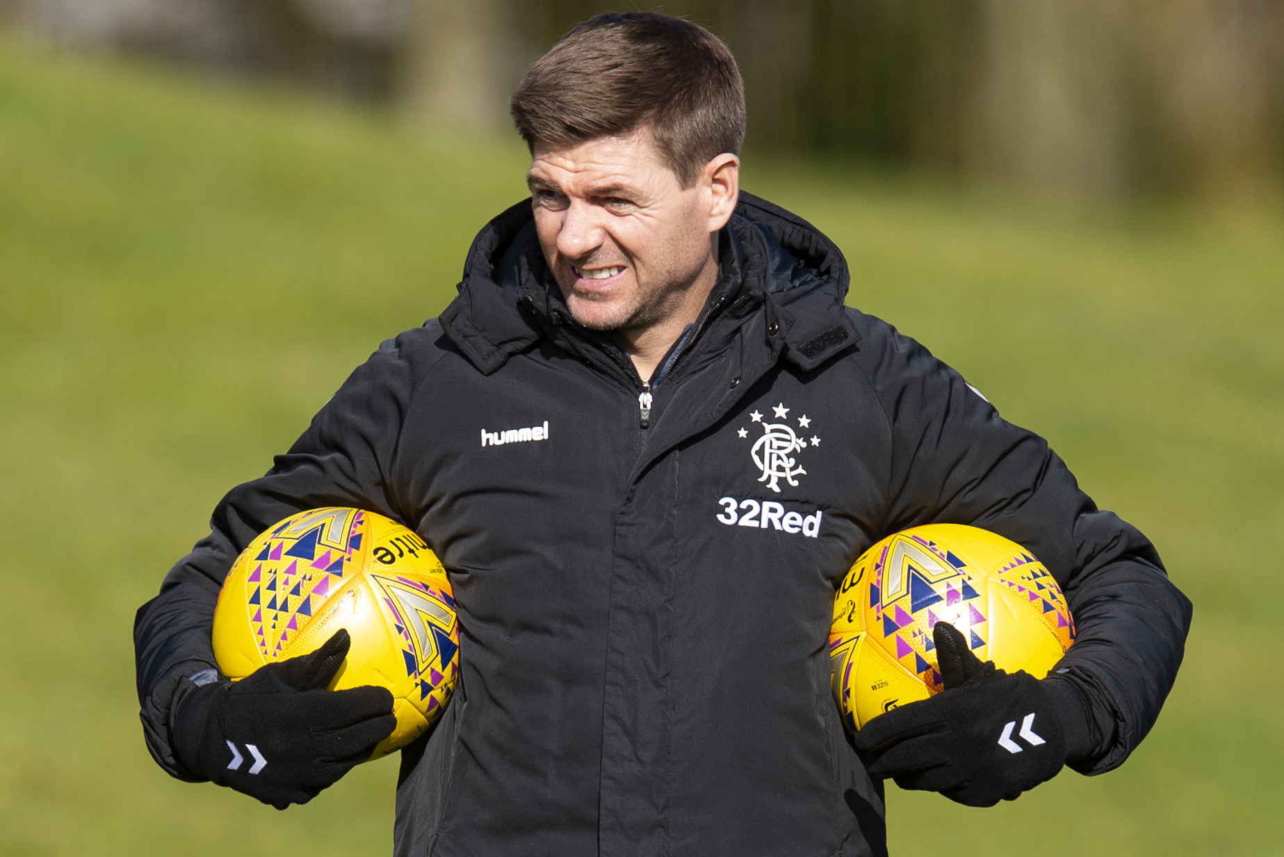 Steven Gerrard: I need to win one of the next four trophies - or I'll be sacked as Rangers manager