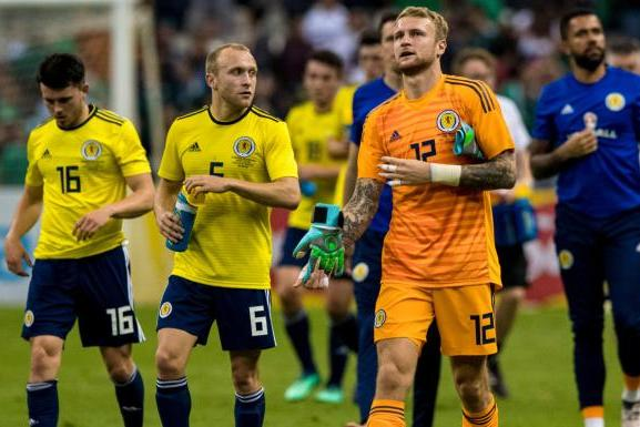 Bobby Geddes knew sky was the limit for Celtic keeper Scott Bain when he walked in the door at Dundee