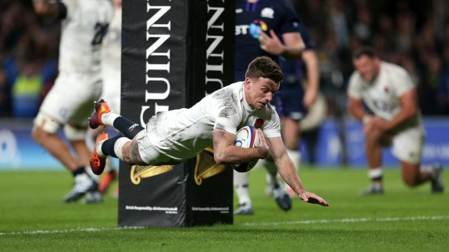 England and Scotland battle out dramatic draw at Twickenham