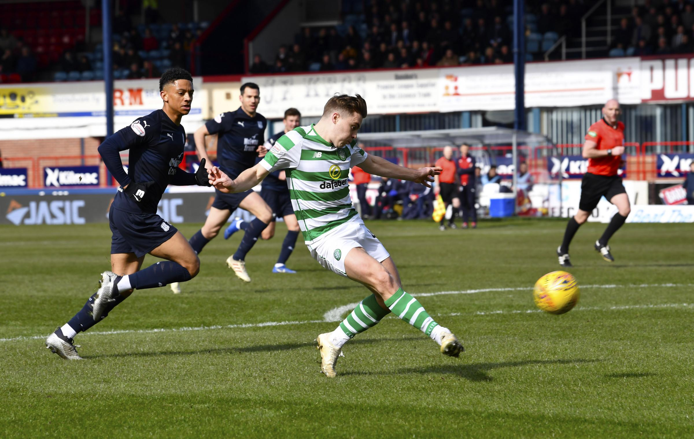 Dundee 0 Celtic 1: How the Celtic players rated